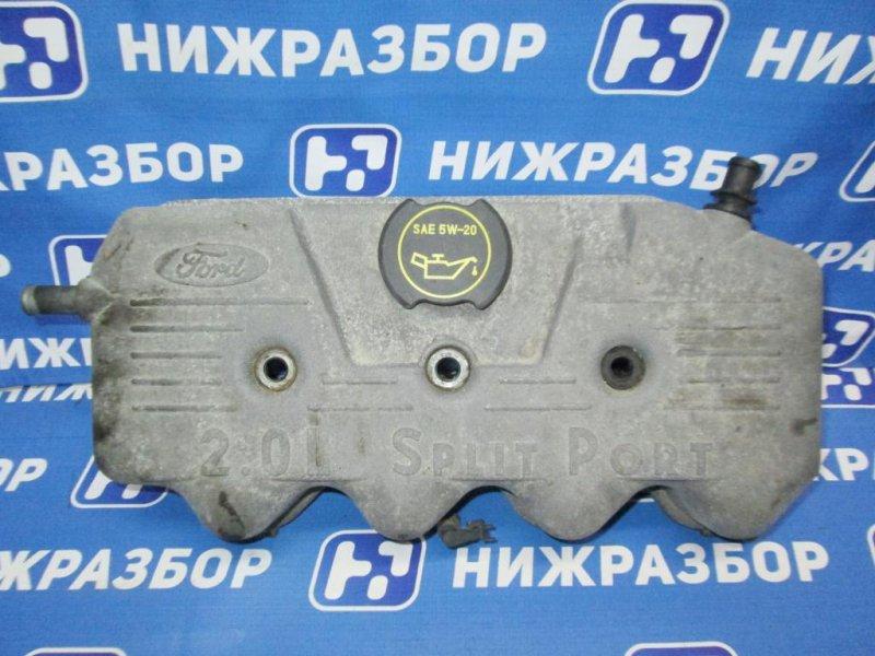 Крышка клапанная (гбц) Ford Focus 1 СЕДАН 2.0 SPLIT PORT 2000 (б/у)