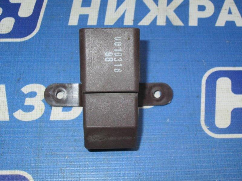 Реле стеклоподъемников Ford Focus 1 СЕДАН 2.0 SPLIT PORT 2000 (б/у)