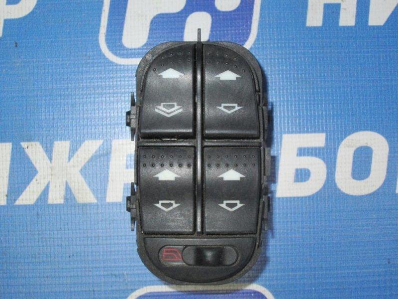 Блок управления стеклоподъемниками Ford Focus 1 СЕДАН 2.0 SPLIT PORT 2000 (б/у)