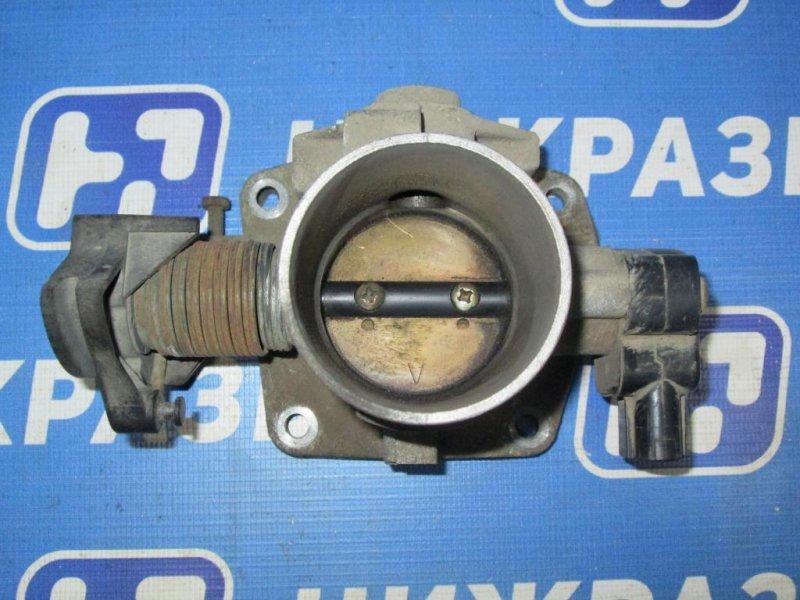 Заслонка дроссельная Ford Focus 1 СЕДАН 2.0 SPLIT PORT 2000 (б/у)