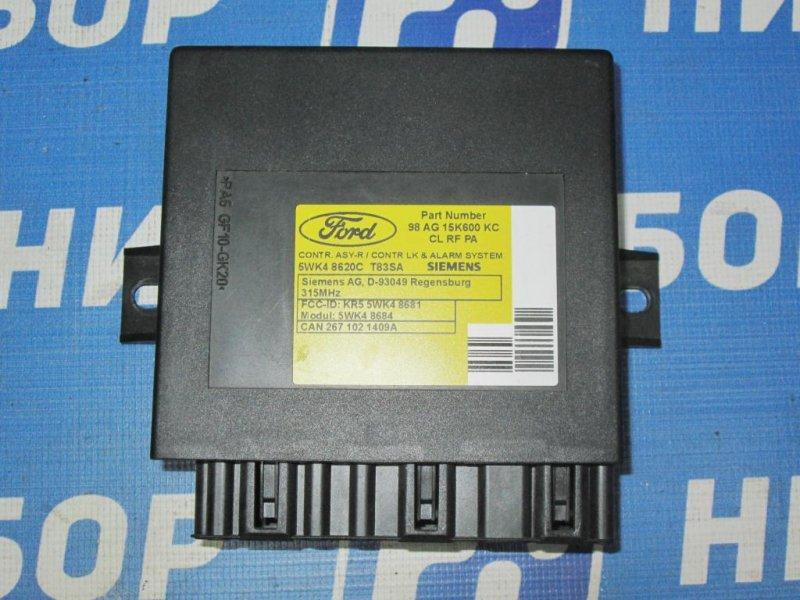 Блок управления центральным замком Ford Focus 1 СЕДАН 2.0 SPLIT PORT 2000 (б/у)