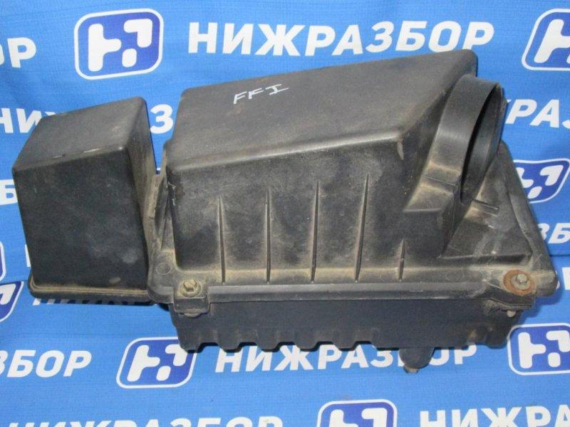 Корпус воздушного фильтра Ford Focus 1 СЕДАН 2.0 SPLIT PORT 2000 (б/у)