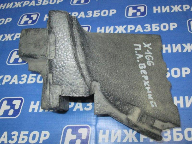 Воздуховод радиатора Mercedes Gl-Class X166 2012 левый (б/у)
