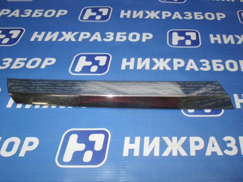 Накладка на решетку радиатора Mercedes Gl-Class X164 2006 (б/у)