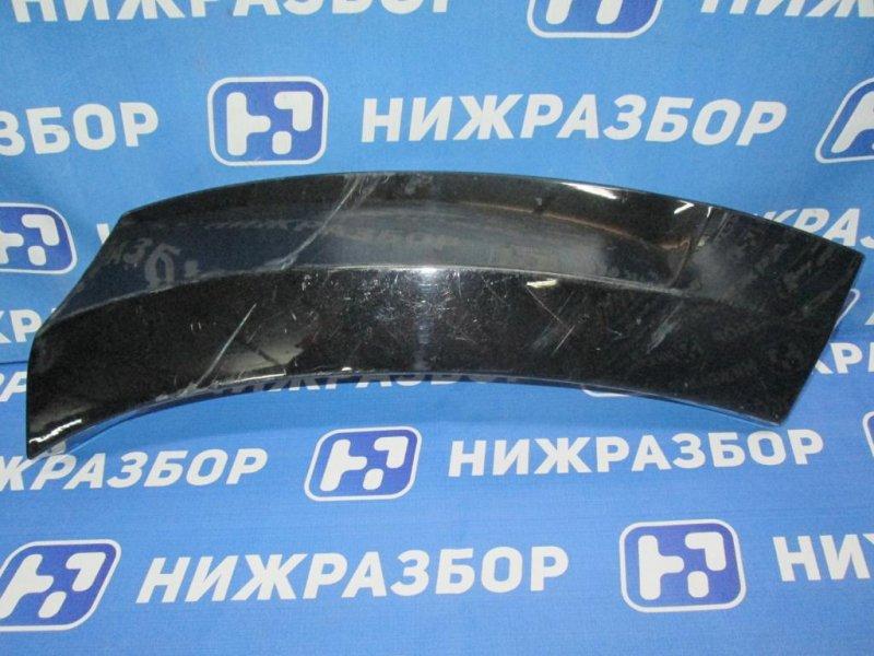 Накладка бампера Mercedes Gl-Class X164 2006 задняя левая (б/у)