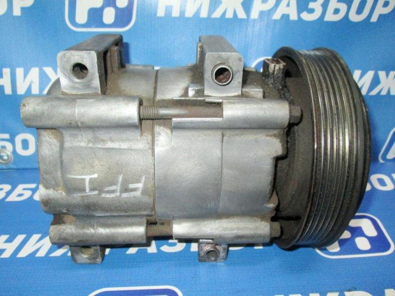 Компрессор кондиционера Ford Focus 1 СЕДАН 2.0 SPLIT PORT 2000 (б/у)