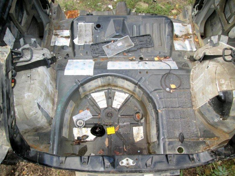 Пол багажника, тазик Ford Fiesta 1.4 (FXJA) 2006 (б/у)