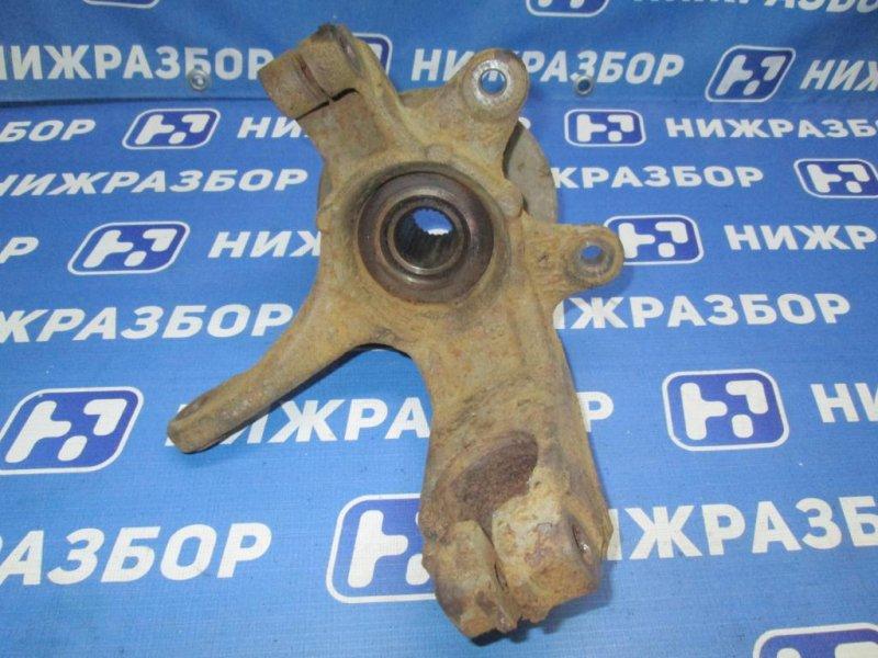 Кулак поворотный Ford Fiesta 1.4 (FXJA) 2006 передний правый (б/у)