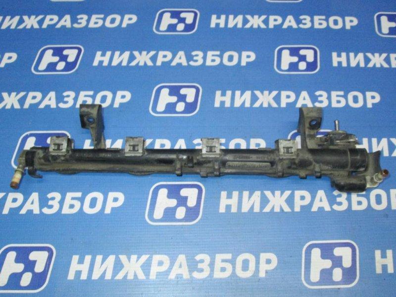 Рампа топливная Ford Fiesta 1.4 (FXJA) 2006 (б/у)