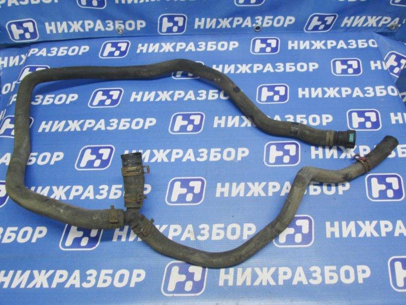 Патрубки Ford Fiesta 1.4 (FXJA) 2006 (б/у)