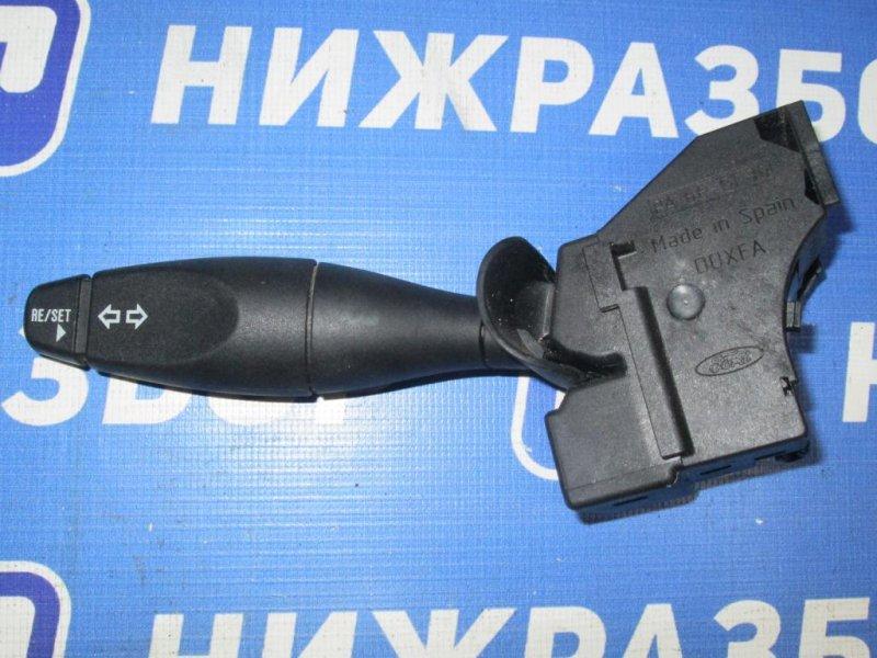 Переключатель поворотов Ford Fiesta 1.4 (FXJA) 2006 (б/у)