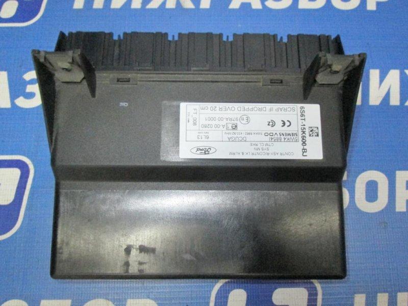 Блок комфорта Ford Fiesta 1.4 (FXJA) 2006 (б/у)