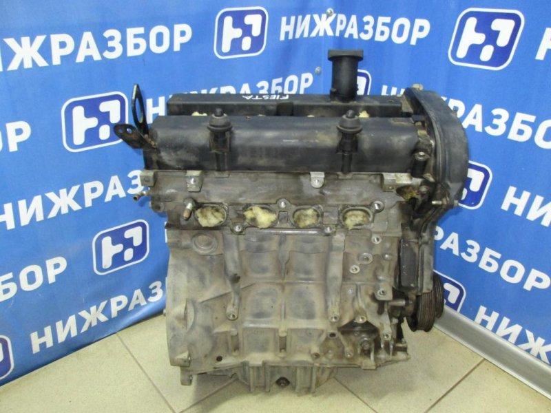 Двигатель (двс) Ford Fiesta 1.4 (FXJA) 2006 (б/у)