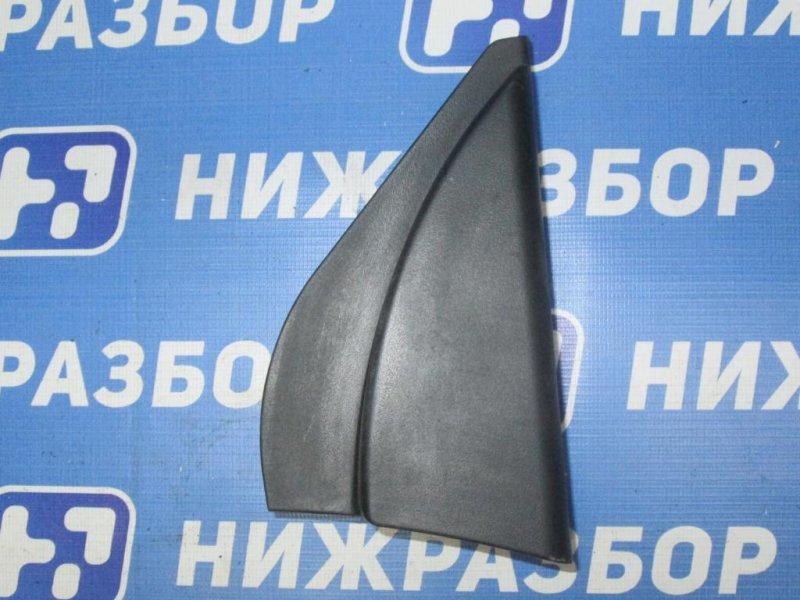 Крышка зеркала внутренняя правая Ford Fiesta 1.4 (FXJA) 2006 правая (б/у)