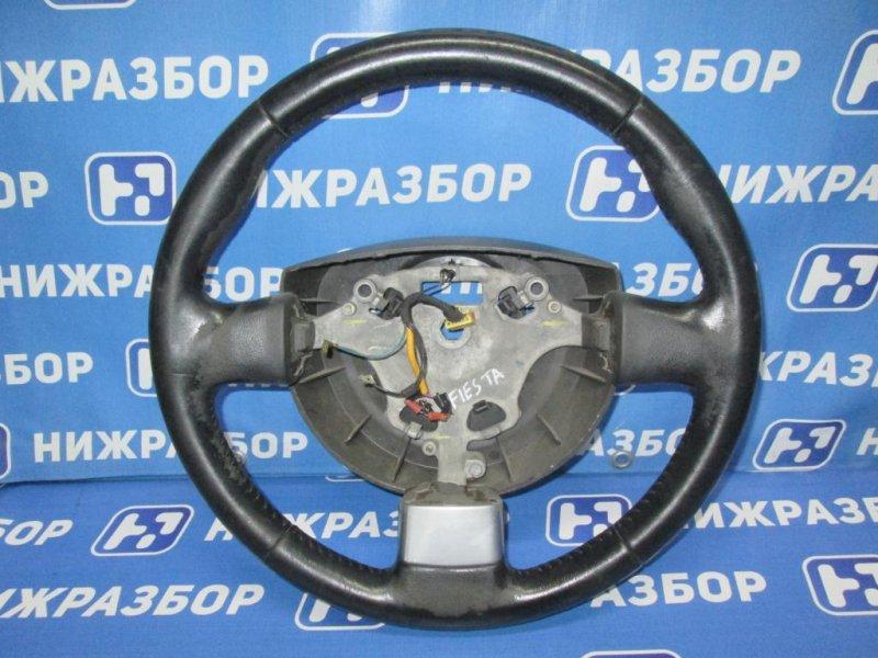 Руль Ford Fiesta 1.4 (FXJA) 2006 (б/у)