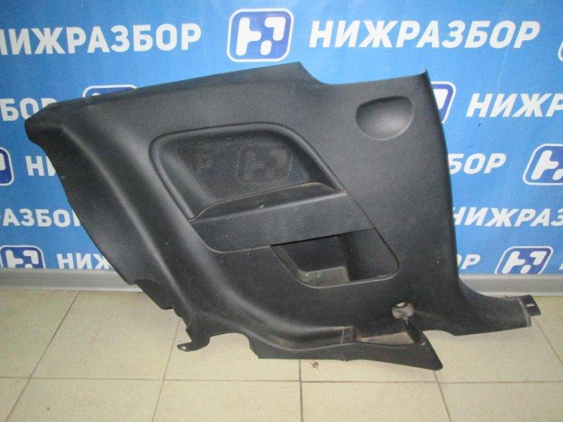 Обшивка кузова (купе) Ford Fiesta 1.4 (FXJA) 2006 левая (б/у)