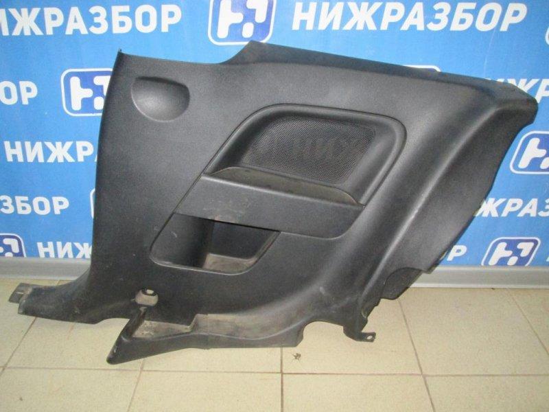 Обшивка кузова (купе) Ford Fiesta 1.4 (FXJA) 2006 правая (б/у)