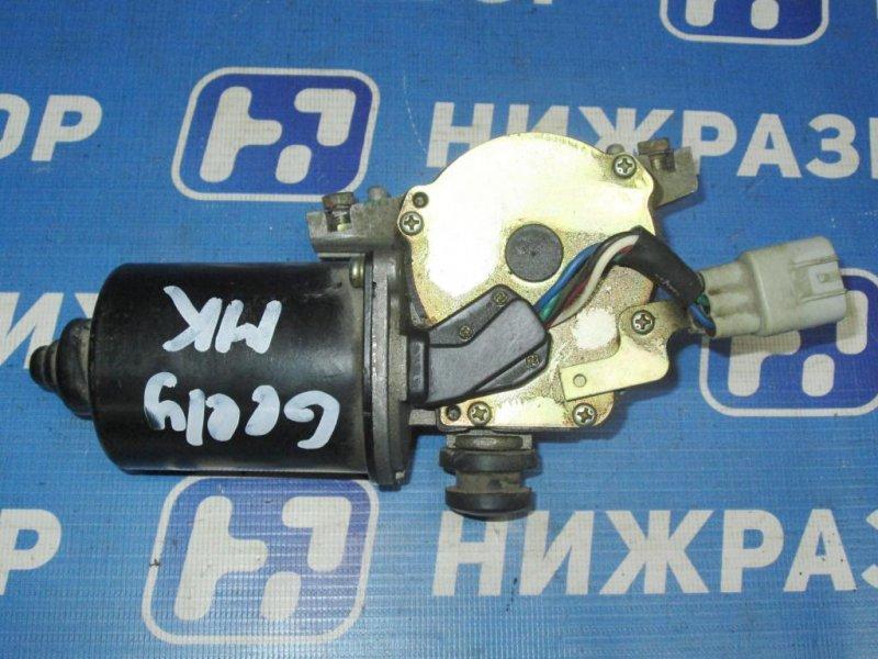 Моторчик стеклоочистителя Geely Mk 1.5 (MR479QA) 2008 передний (б/у)