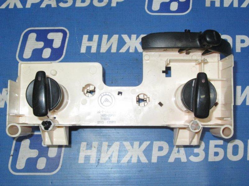 Блок управления отопителем Geely Mk 1.5 (MR479QA) 2008 (б/у)