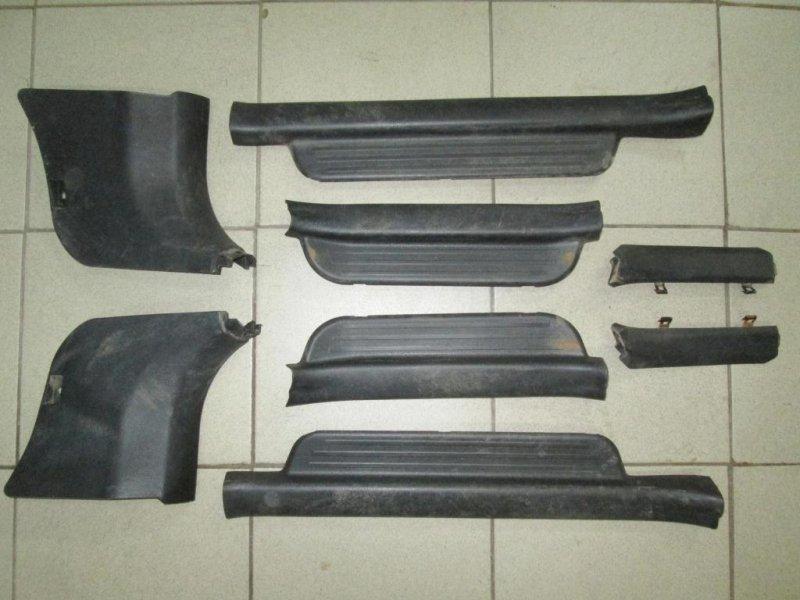 Накладка порога (внутренняя) Geely Mk 1.5 (MR479QA) 2008 (б/у)