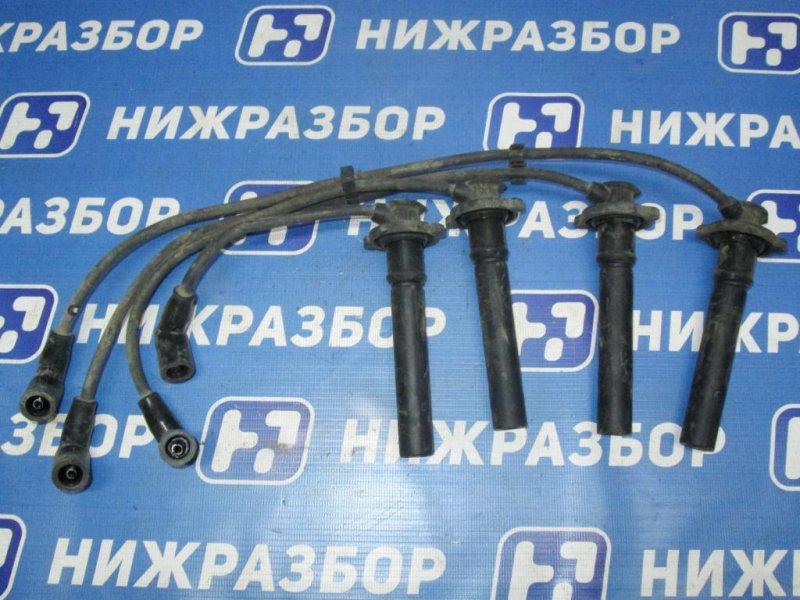 Провода высоковольтные Geely Mk 1.5 (MR479QA) 2008 (б/у)