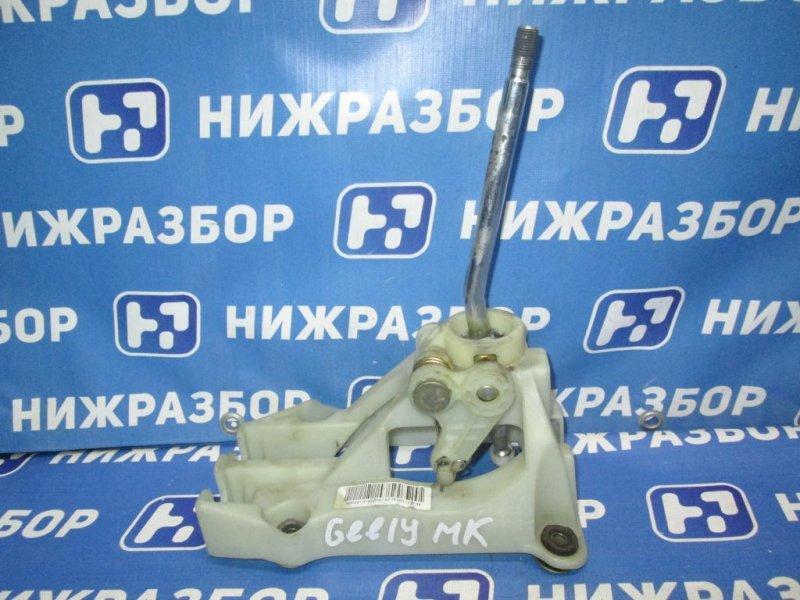Кулиса мкпп Geely Mk 1.5 (MR479QA) 2008 (б/у)