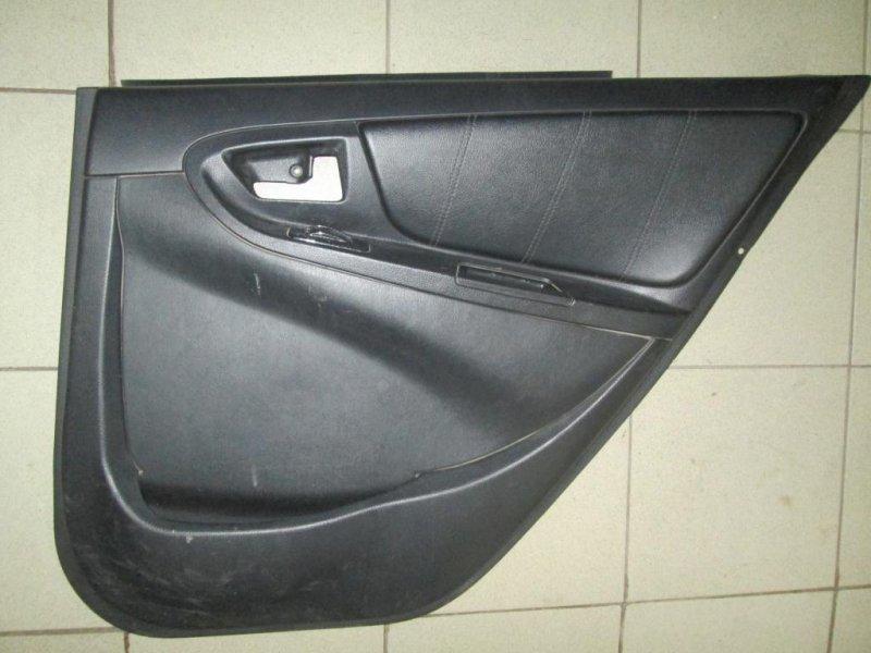 Обшивка двери Geely Mk 1.5 (MR479QA) 2008 задняя правая (б/у)