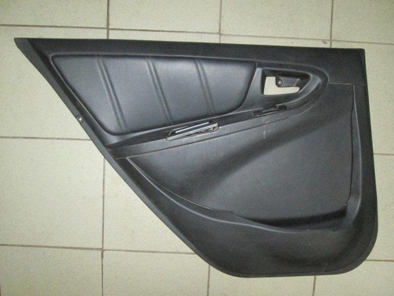 Обшивка двери Geely Mk 1.5 (MR479QA) 2008 задняя левая (б/у)