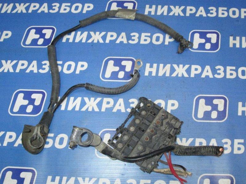 Клемма аккумулятора Geely Mk 1.5 (MR479QA) 2008 (б/у)