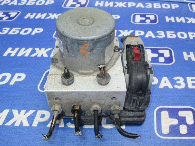 Блок abs (насос) Kia Ceed 2 JD 1.6 (G4FG) 2014 (б/у)