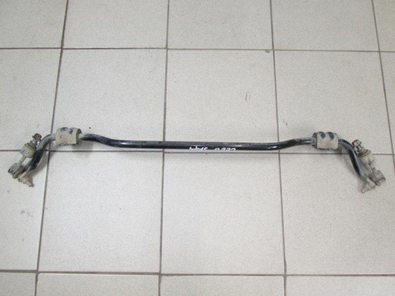 Стабилизатор Kia Ceed 2 JD 1.6 (G4FG) 2014 задний (б/у)
