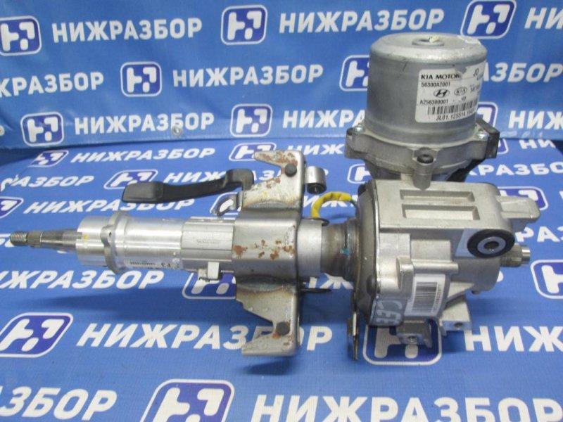 Колонка рулевая Kia Ceed 2 JD 1.6 (G4FG) 2014 (б/у)
