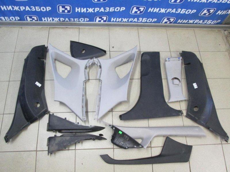 Пластик салонный Kia Ceed 2 JD 1.6 (G4FG) 2014 (б/у)