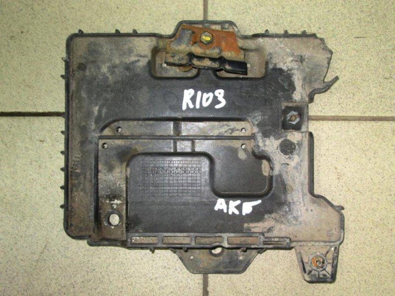 Крепление акб (корпус/подставка) Kia Rio 3 QB 1.6 (G4FC) 2016 (б/у)