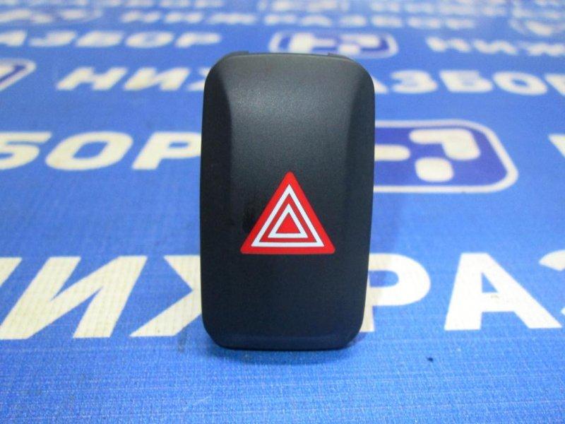 Кнопка аварийной сигнализации Kia Rio 3 QB 1.6 (G4FC) 2016 (б/у)