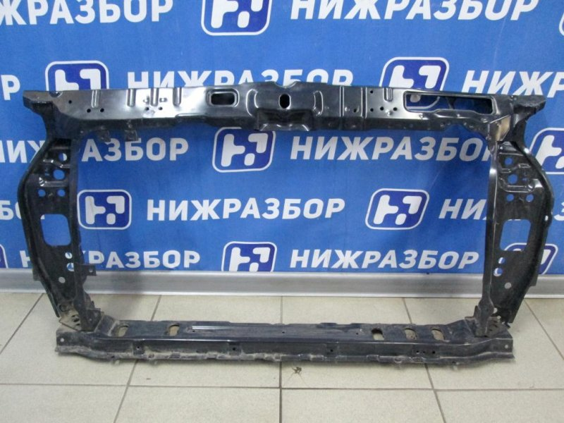 Панель передняя, телевизор Hyundai Solaris RB 2010 передний (б/у)