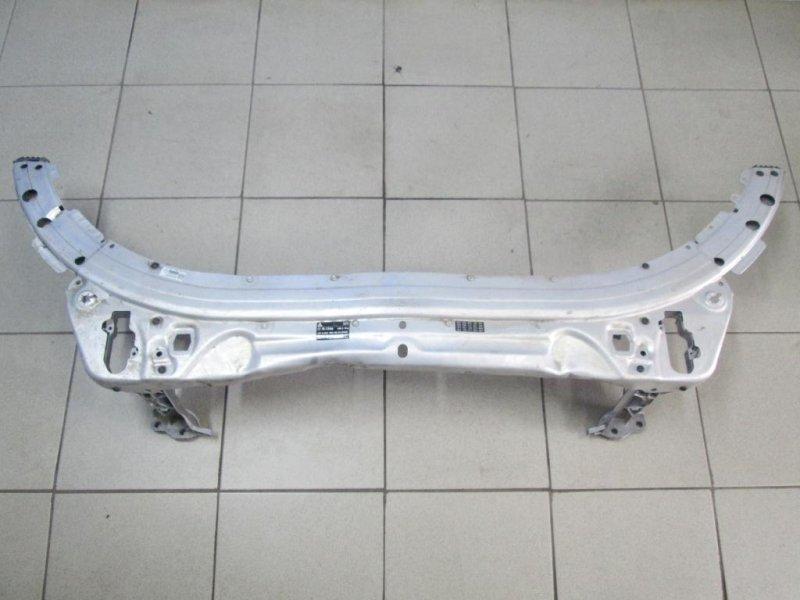 Панель передняя, телевизор Mercedes C-Class W205 2014> передний (б/у)