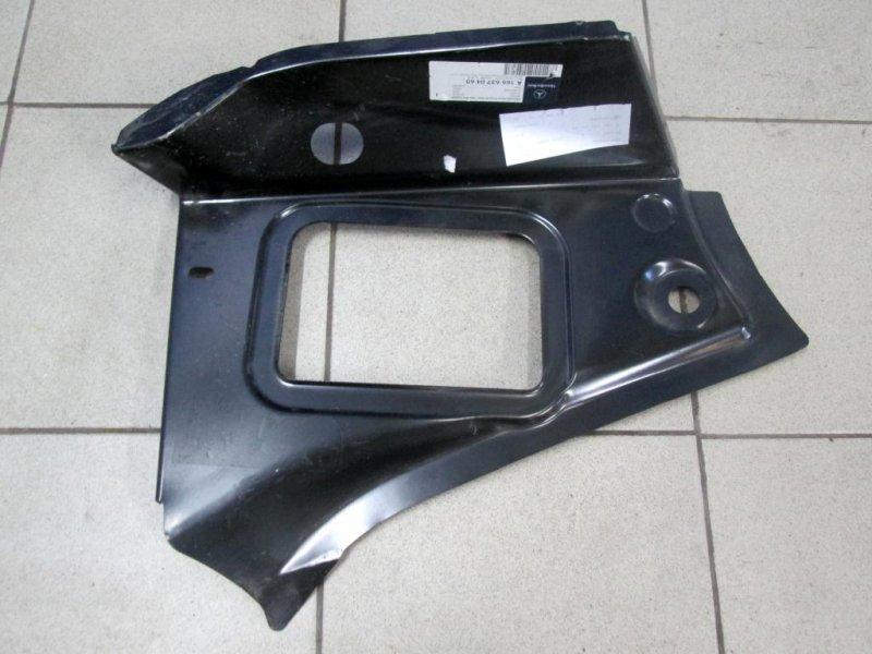 Панель крыла Mercedes Gl-Class X166 2012 задний (б/у)