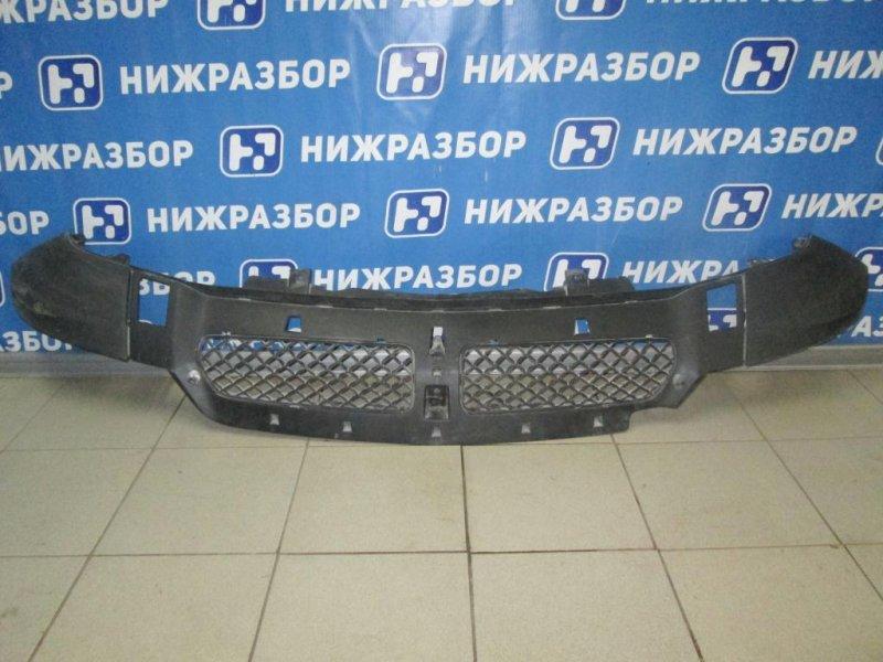 Юбка бампера Mercedes M-Class W166 2011> передняя (б/у)