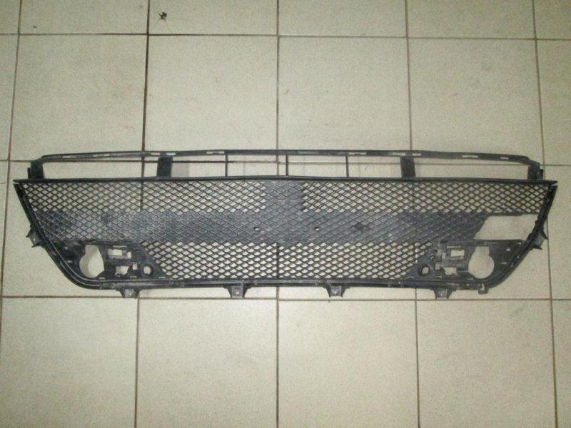 Решетка в бампер Mercedes Gl-Class X166 2012 (б/у)