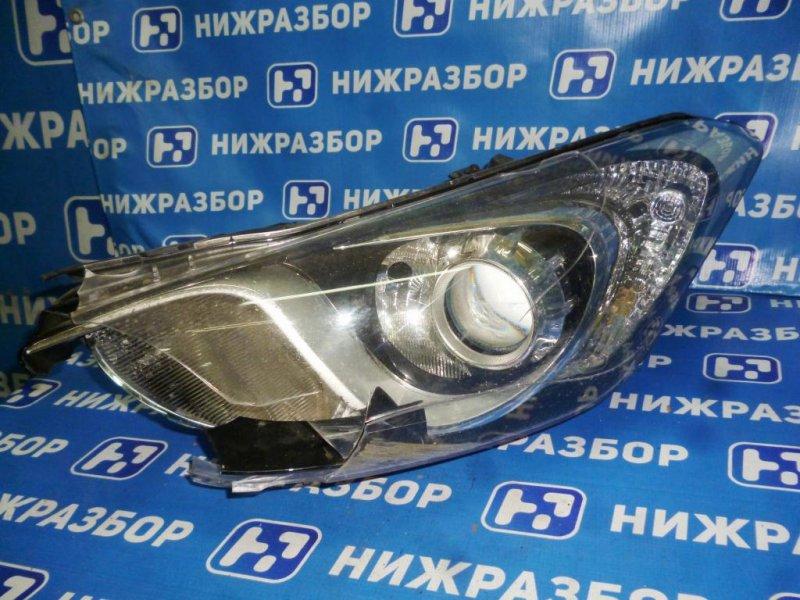 Фара Hyundai I30 GD 2012 левая (б/у)