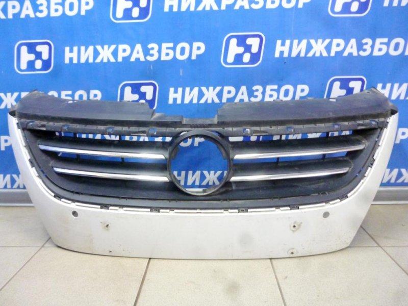Решетка радиатора Volkswagen Passat Cc 2008 (б/у)