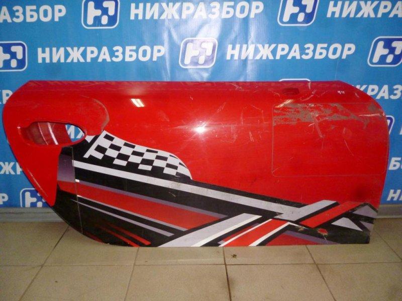 Дверь Porsche 911 991 2012> передняя правая (б/у)