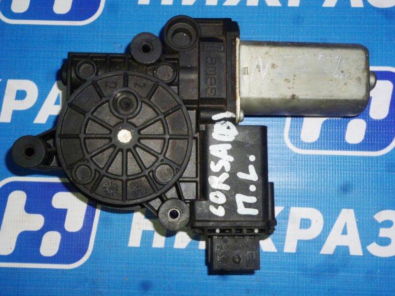 Моторчик стеклоподъемника Opel Corsa D 1.0 (Z10XEP) 2007 (б/у)