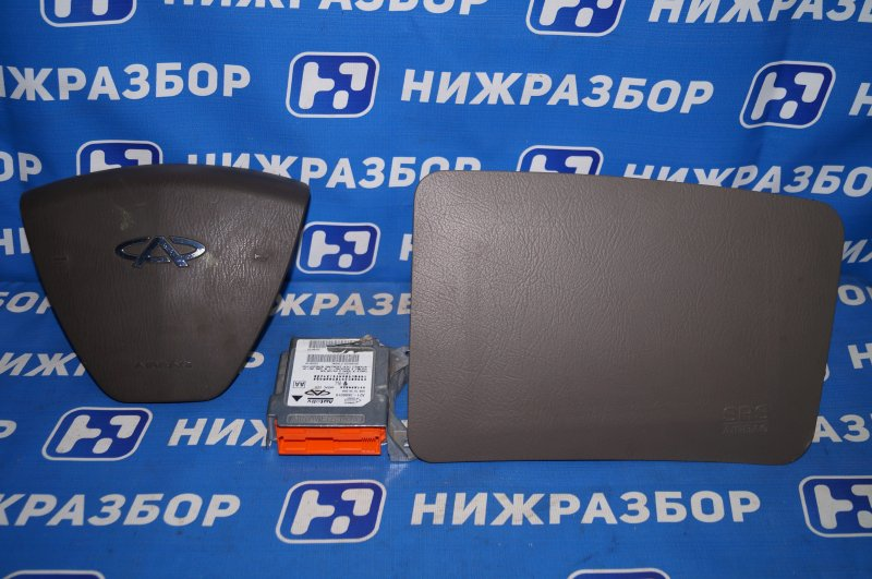 Комплект безопасности Vortex Estina 1.6 SQR 481F 2010 (б/у)
