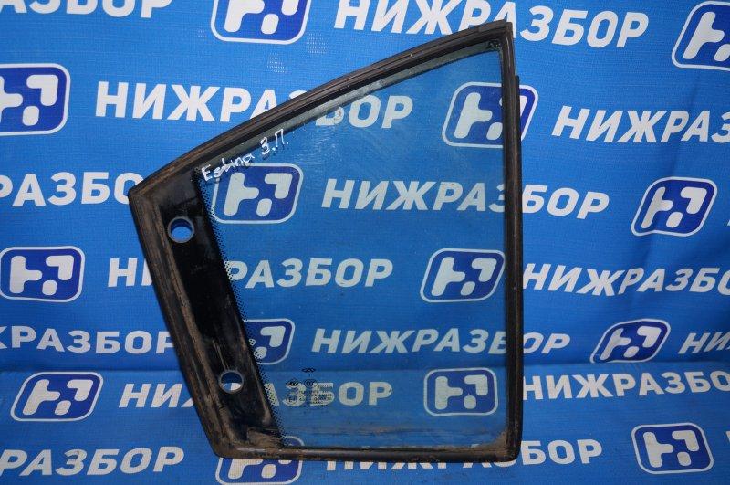 Форточка двери Vortex Estina 1.6 SQR 481F 2010 задняя правая (б/у)