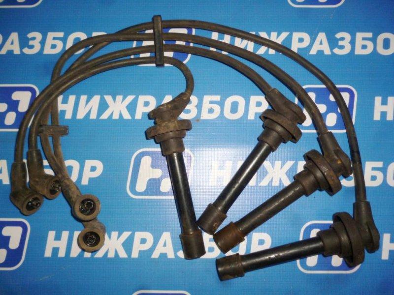 Провода высоковольтные Nissan Almera N15 1.6 GA16DE 1995 (б/у)
