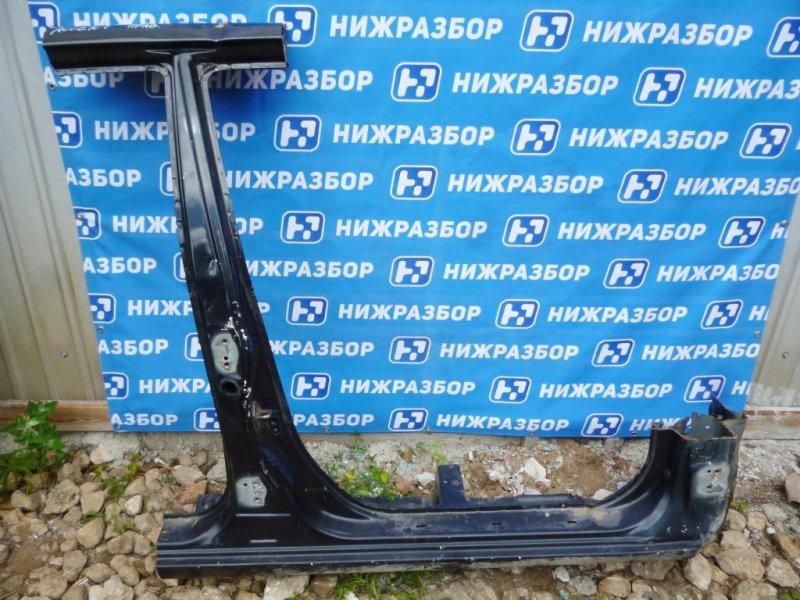 Порог Hyundai Accent 2 СЕДАН 1.5 (G4EC) 2007 правый (б/у)