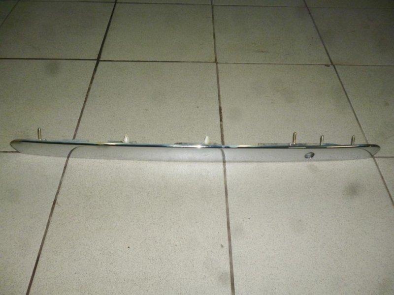 Накладка крышки багажника Lifan Solano 620 1.6 (LF481Q3) 2013 (б/у)