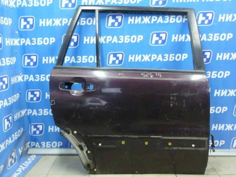 Дверь Suzuki Grand Vitara Xl7 задняя правая (б/у)